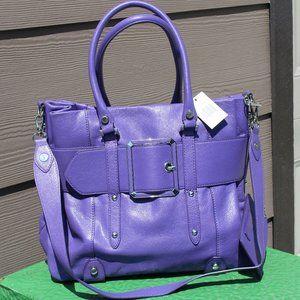 Maxx New York purple purse